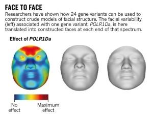 3D DNA Mugshots